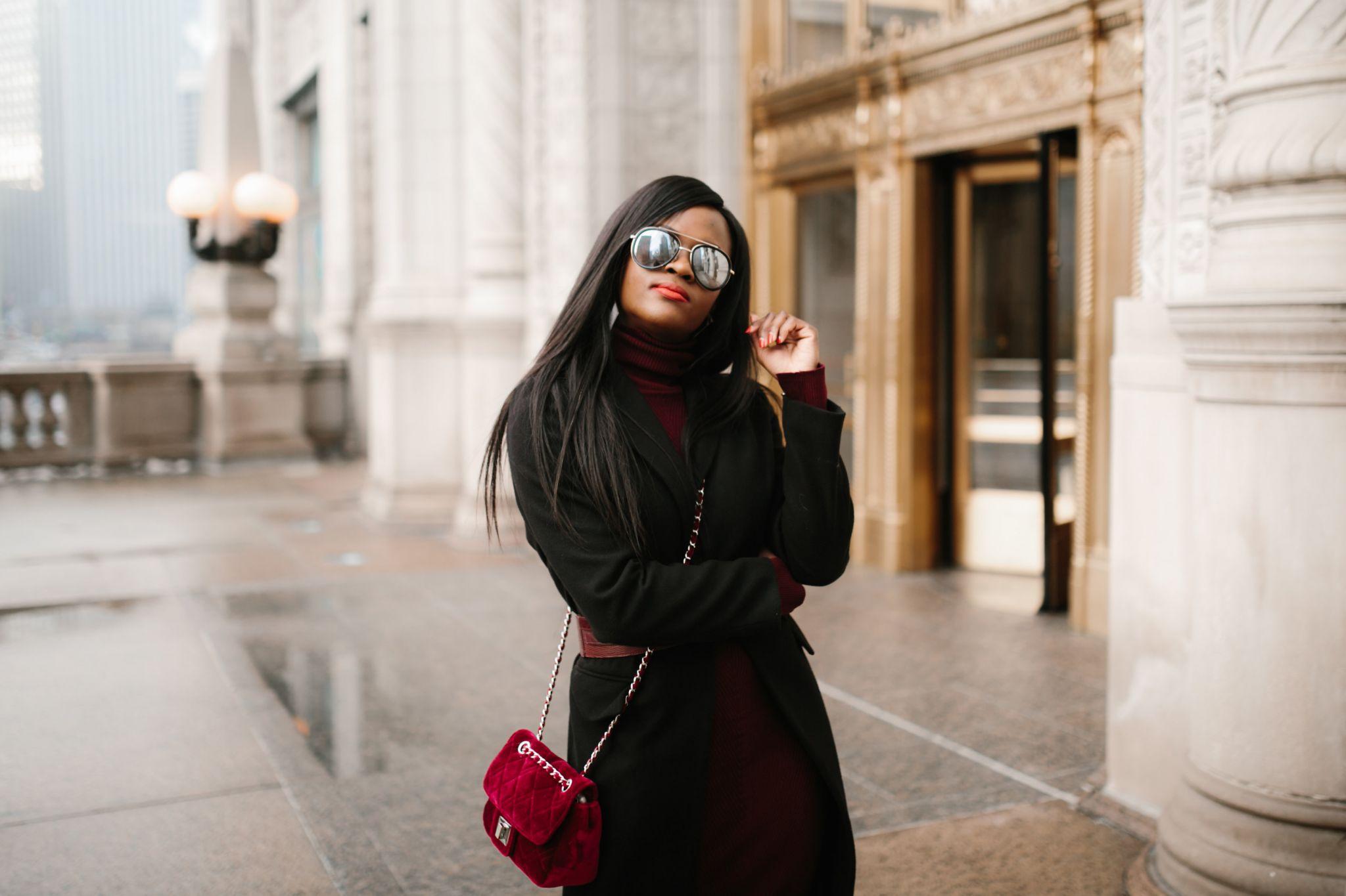 Jennifer Ibe, Winter Style