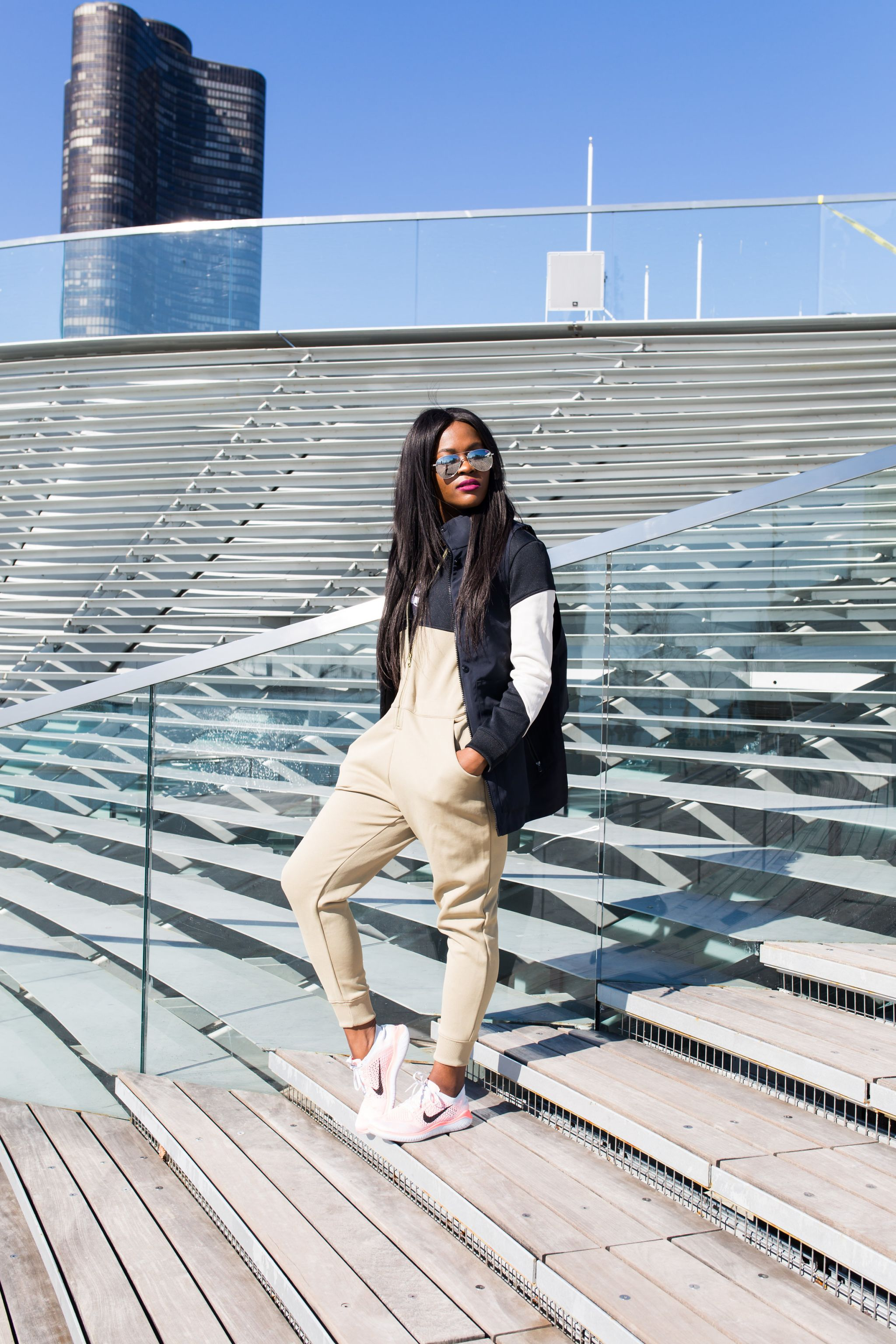 Athleisure Fashion  How to style the Nike Free Run afefaffb6e16