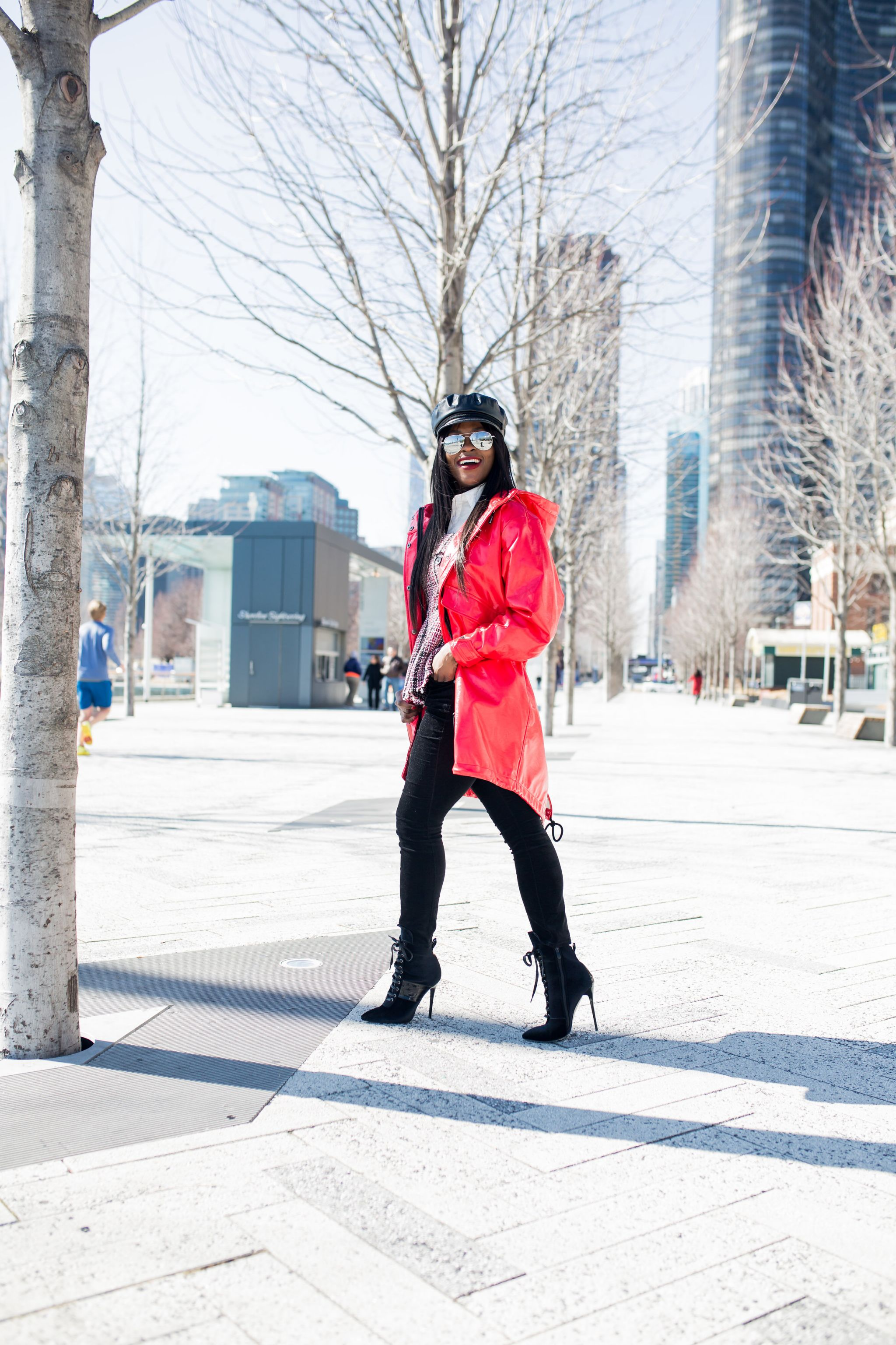 Cranberry Tantrums, Outfits to take into Spring