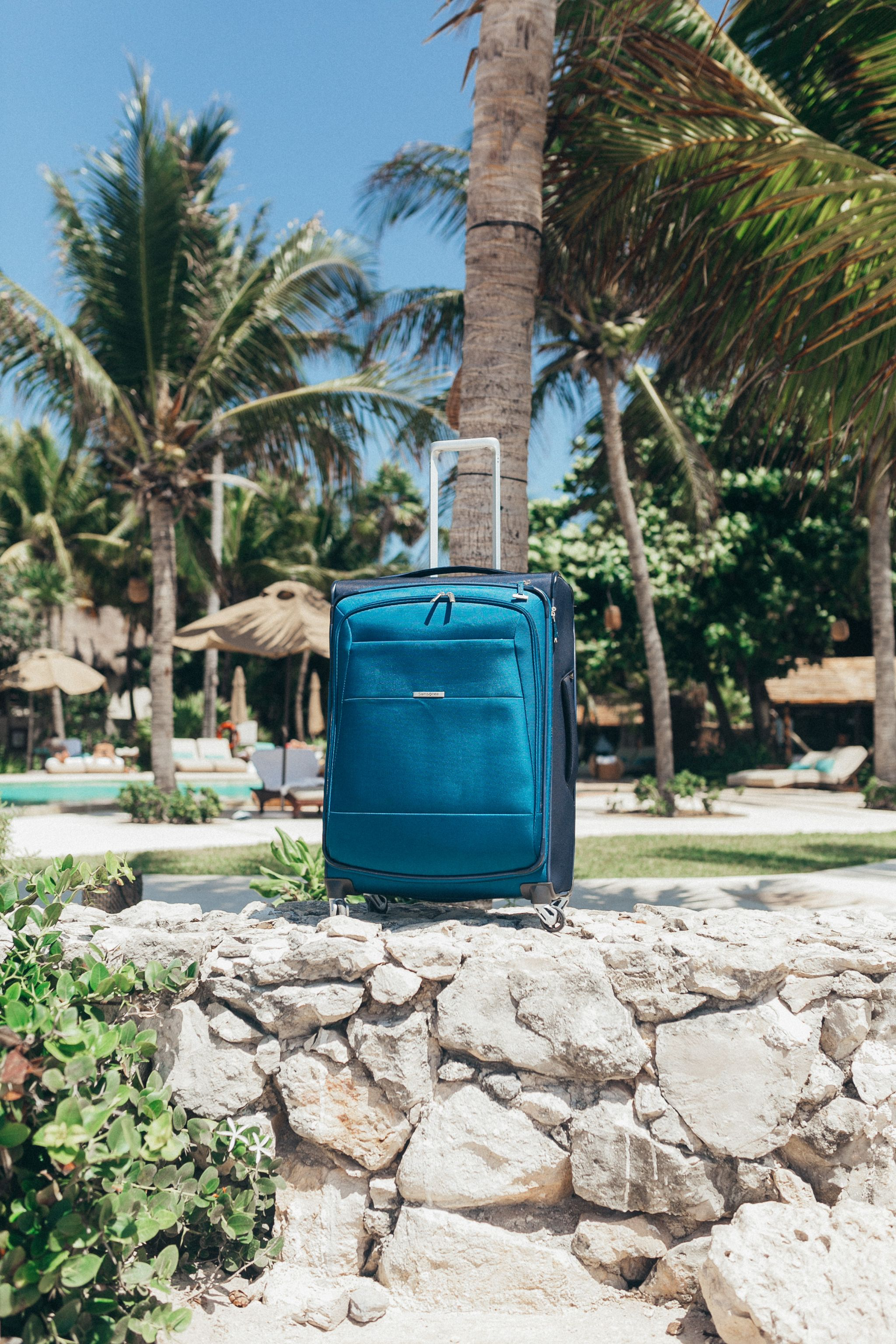 TRAVEL IN STYLE : SAMSONITE ECO-NU