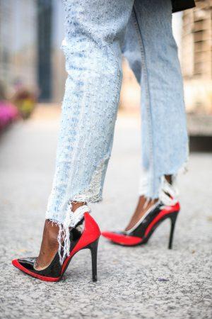 baggy jeans, Grlfriend jeans