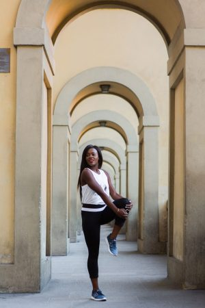 staying active in Italy
