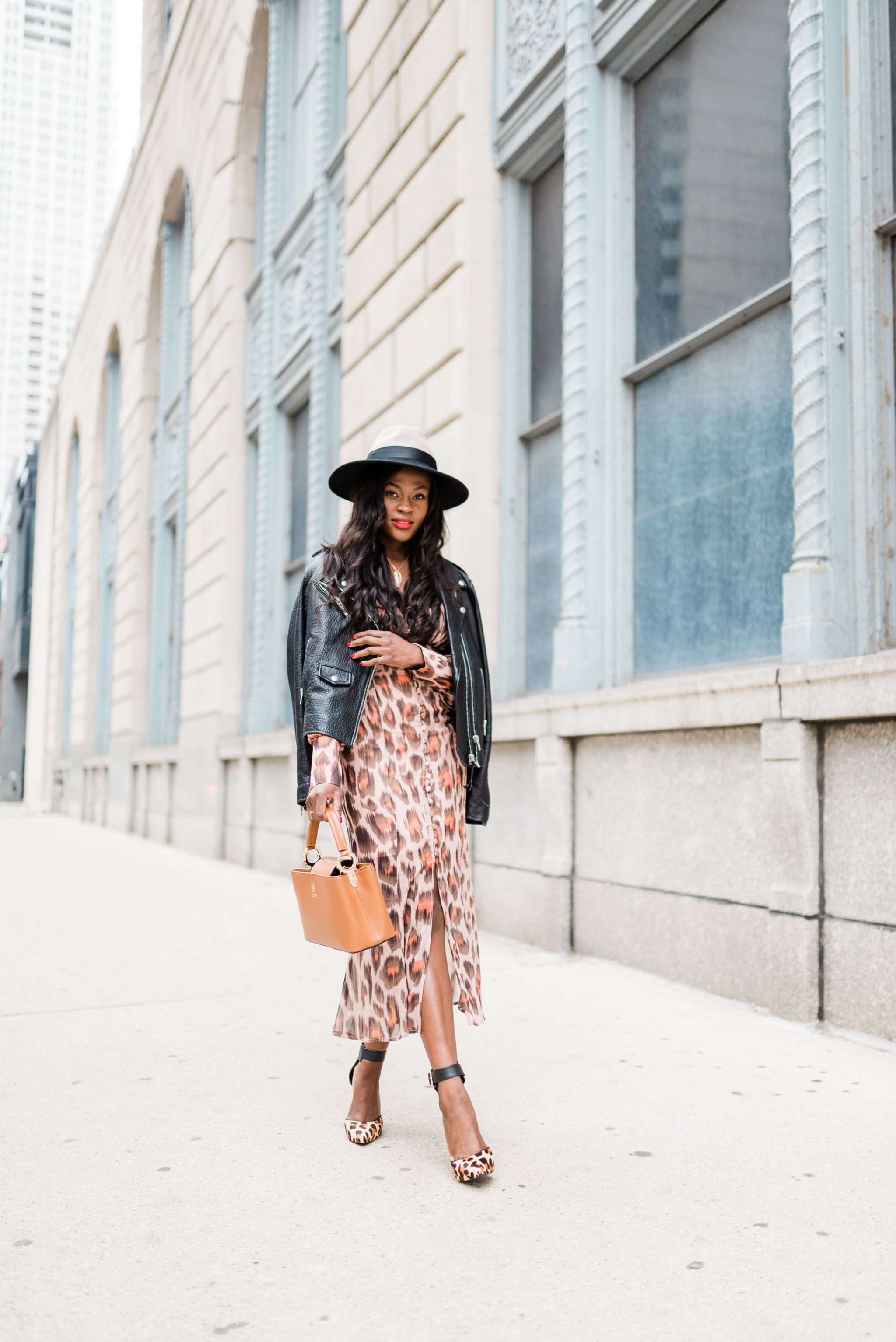 Animal Instint: How to wear leopard on leopard