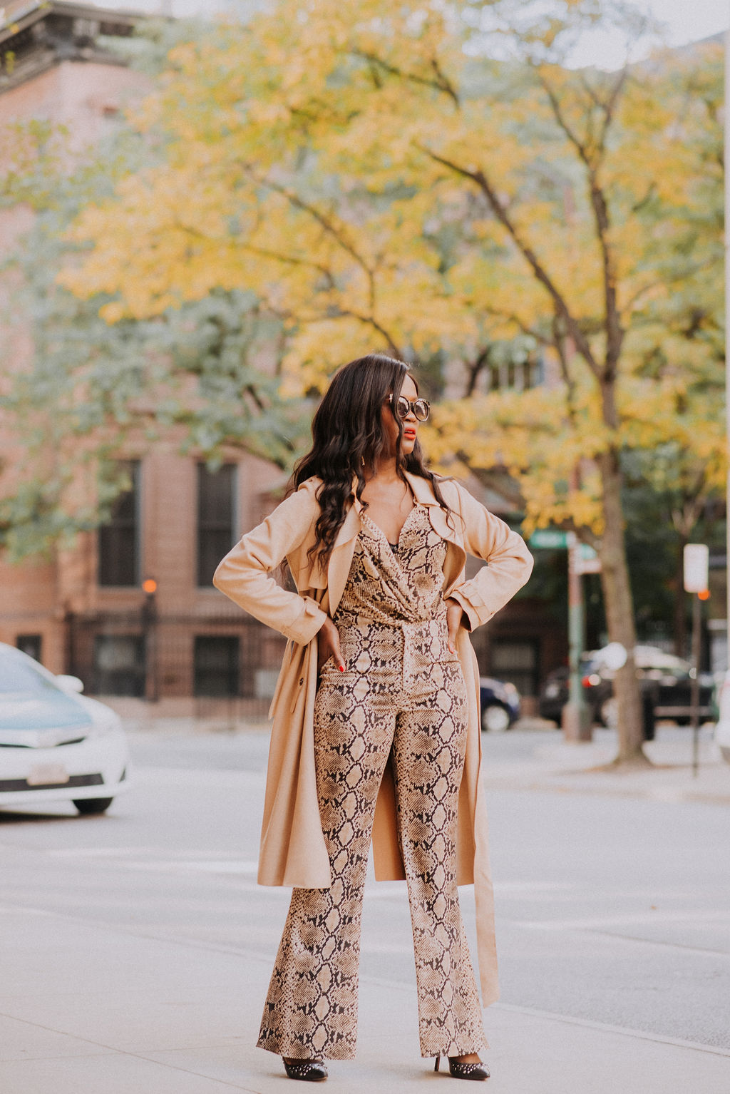 The Animal Print you should be wearing- Snake Print