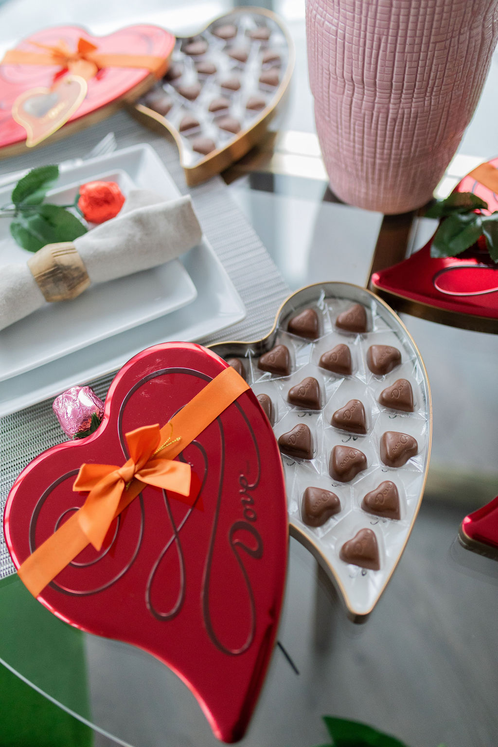 Chocolate gift ideas for Valentine's day