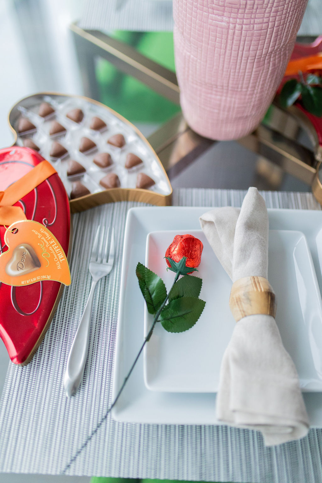 Decorating tips for Galentine's day