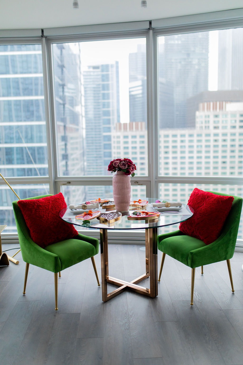 decorating tips for a perfect romantic Valentine's Day
