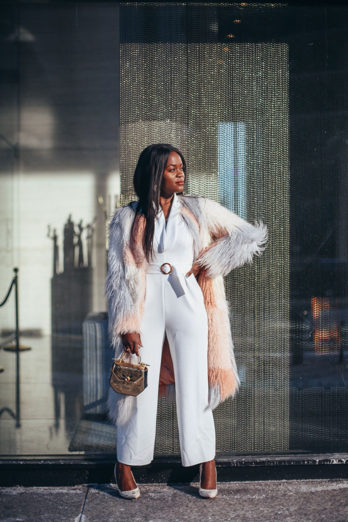 How to style a perfect Winter White look