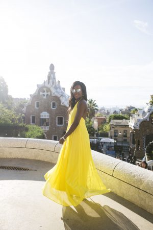 Memoirs from Barcelona; Park Guell