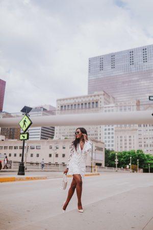 Perfect Summer white dress