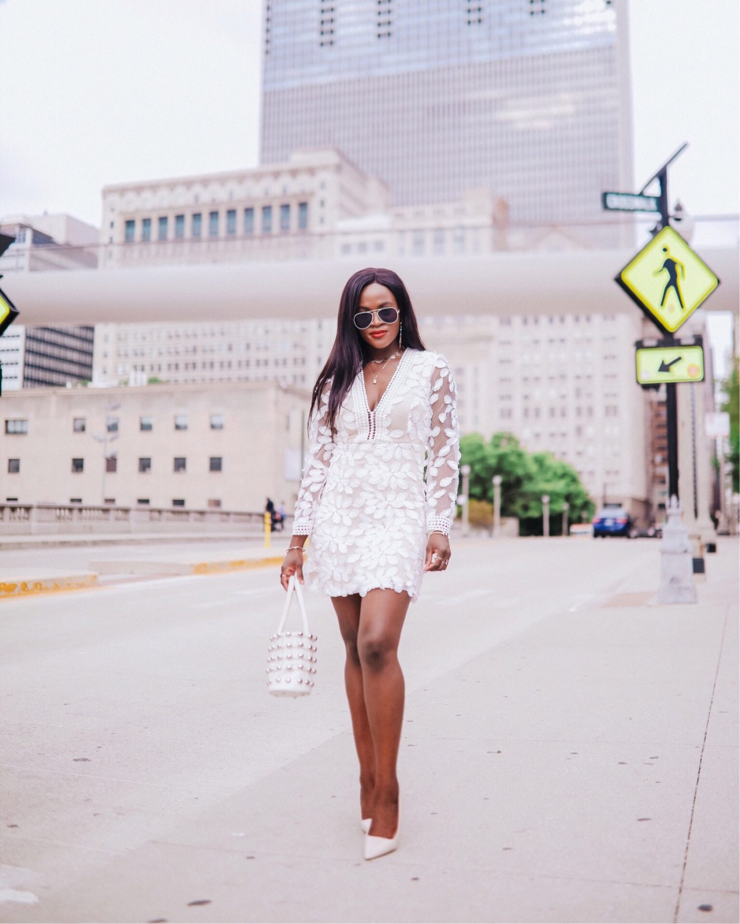 All White outfit ideas; LWD; Little white dress
