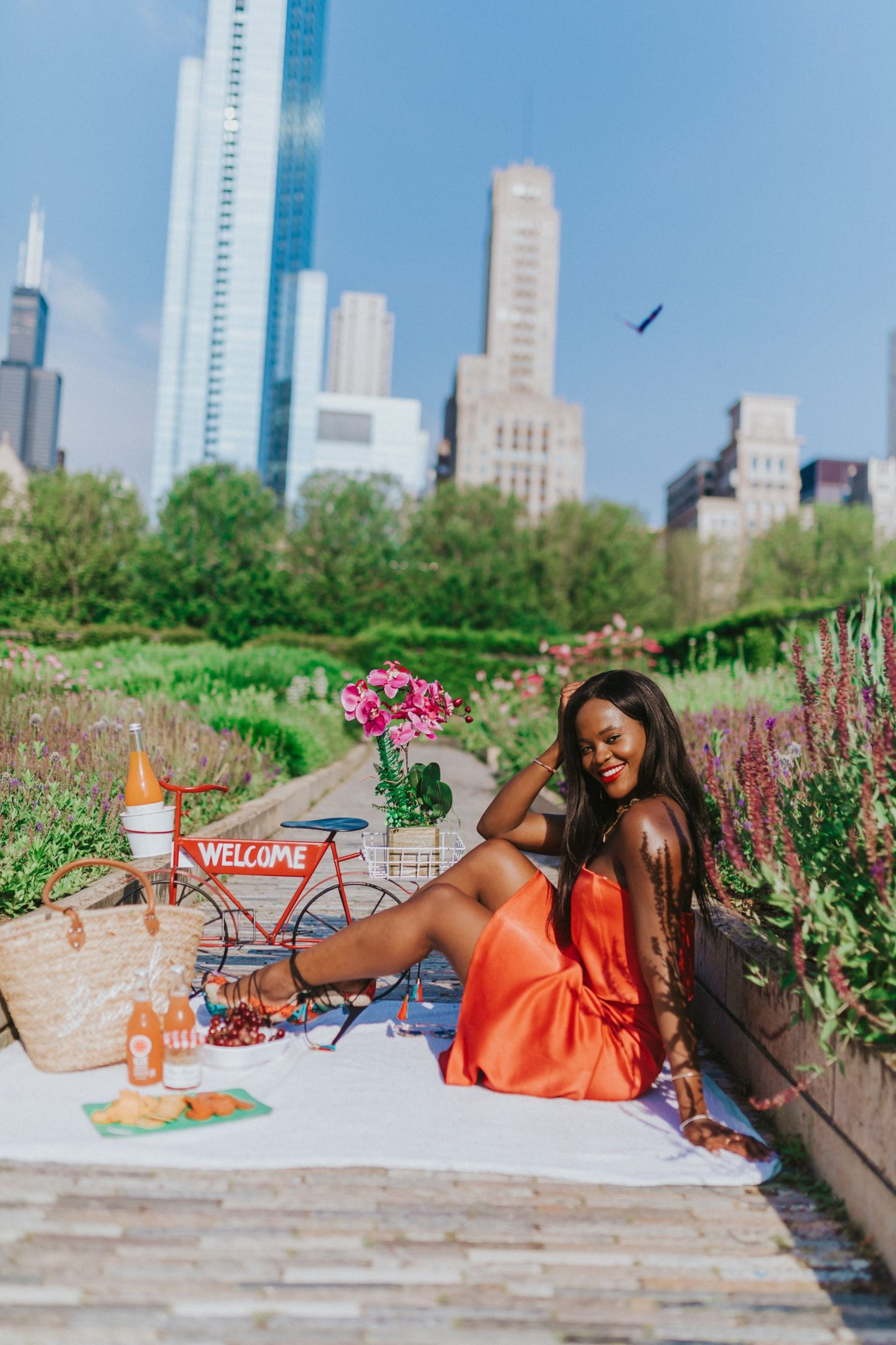 The perfect picnic date; Cranberry Tantrums, jennifer Ibe