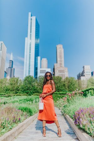 Lurie Garden Chicago, Jennifer Ibe