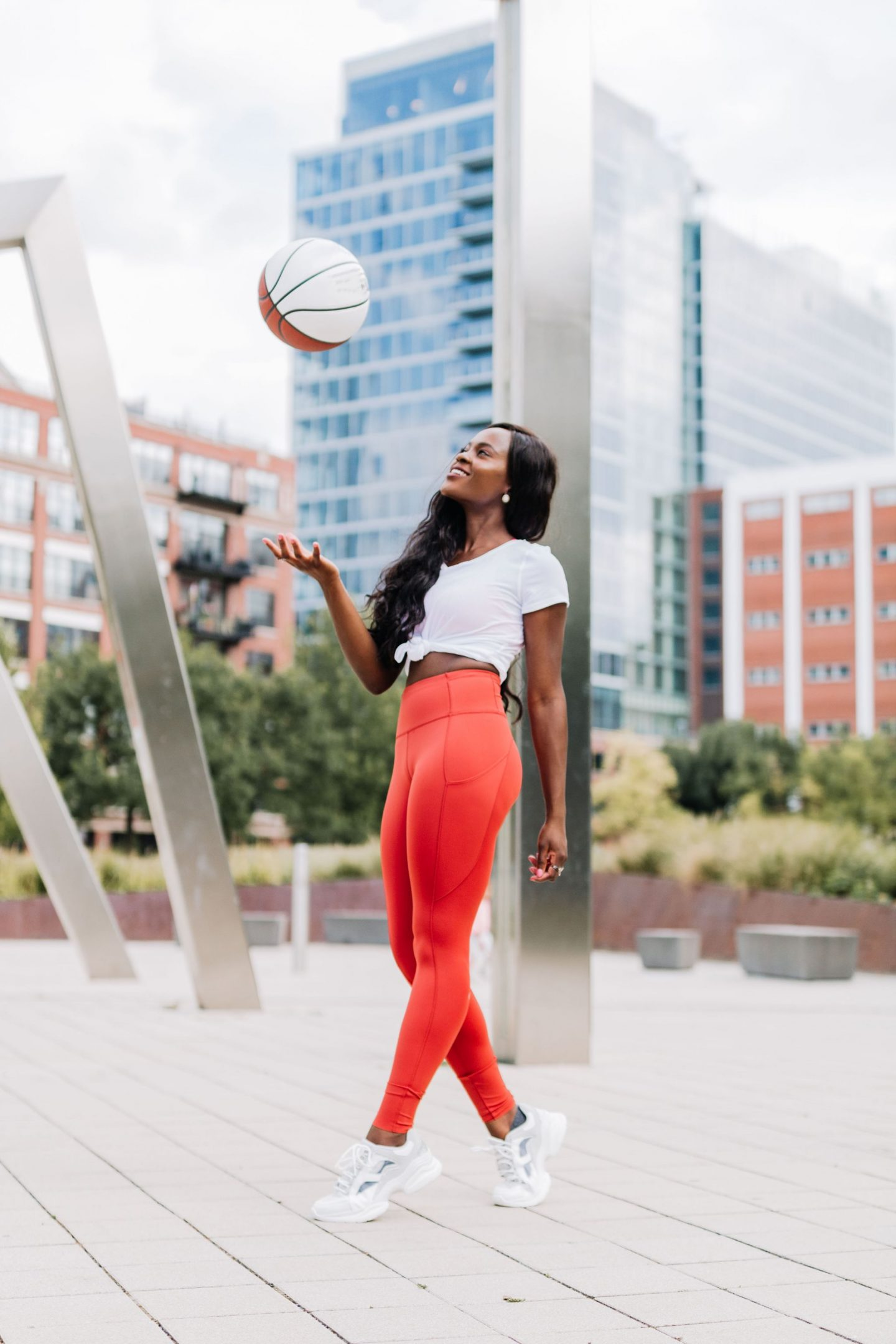 Stylish workout clothes for the gym and outdoor sports from lululemon by Cranberry Tantrums, Jenn Ibe