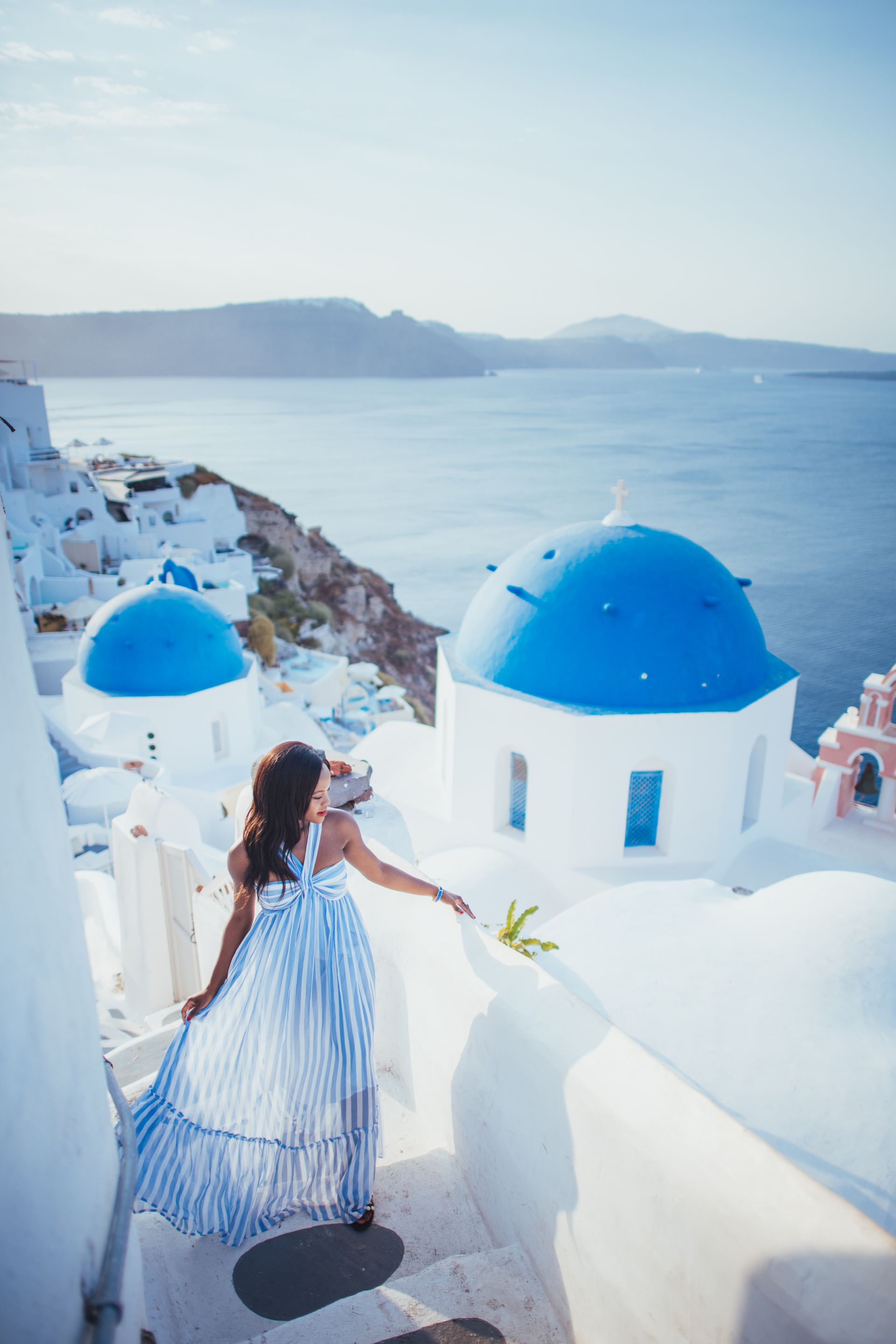 What to pack for a trip to Santorini, Greece