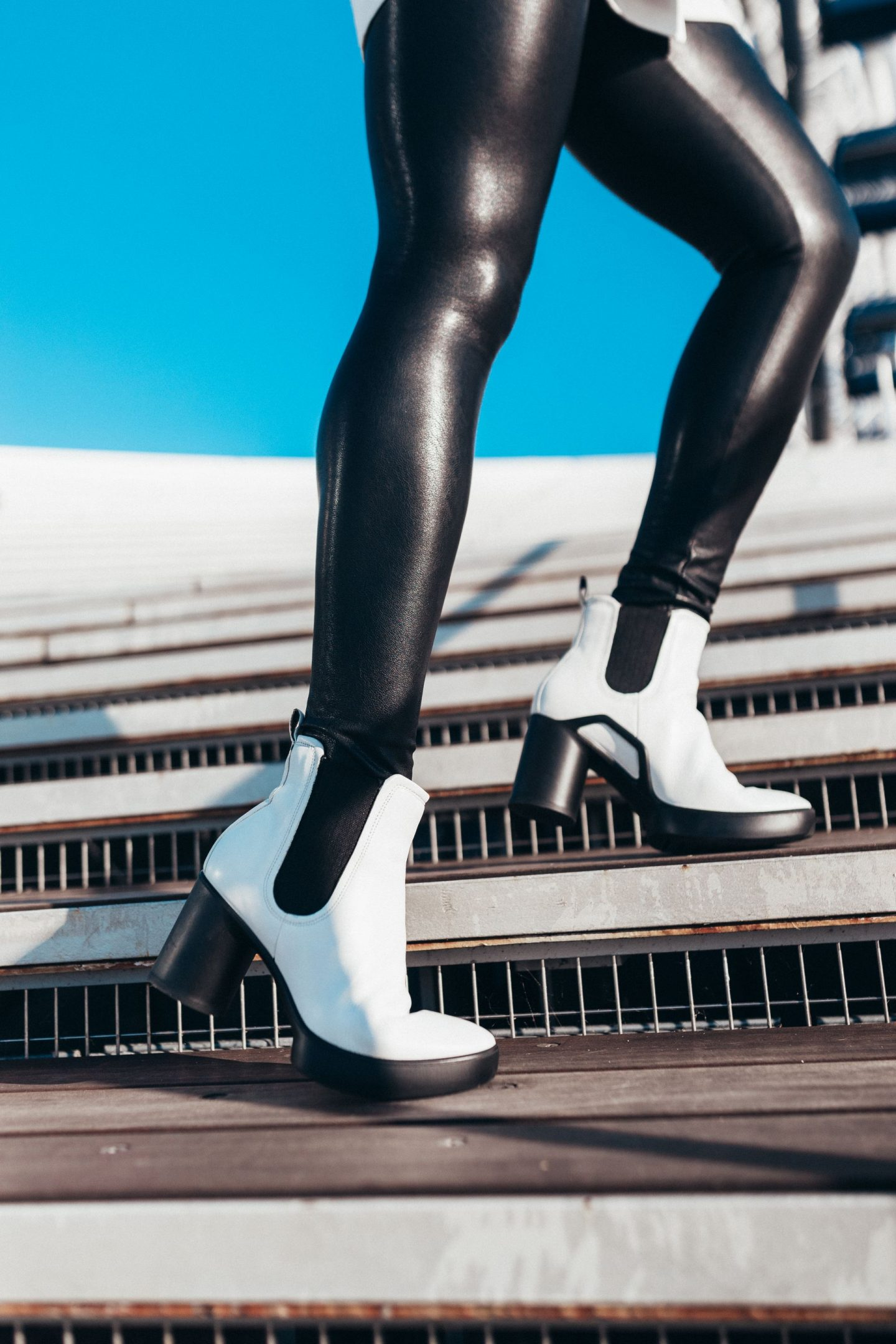 The best white boots for Fall
