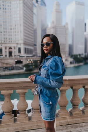Chicago based Fashion & Lifestyle blogger, Jenn Ibe