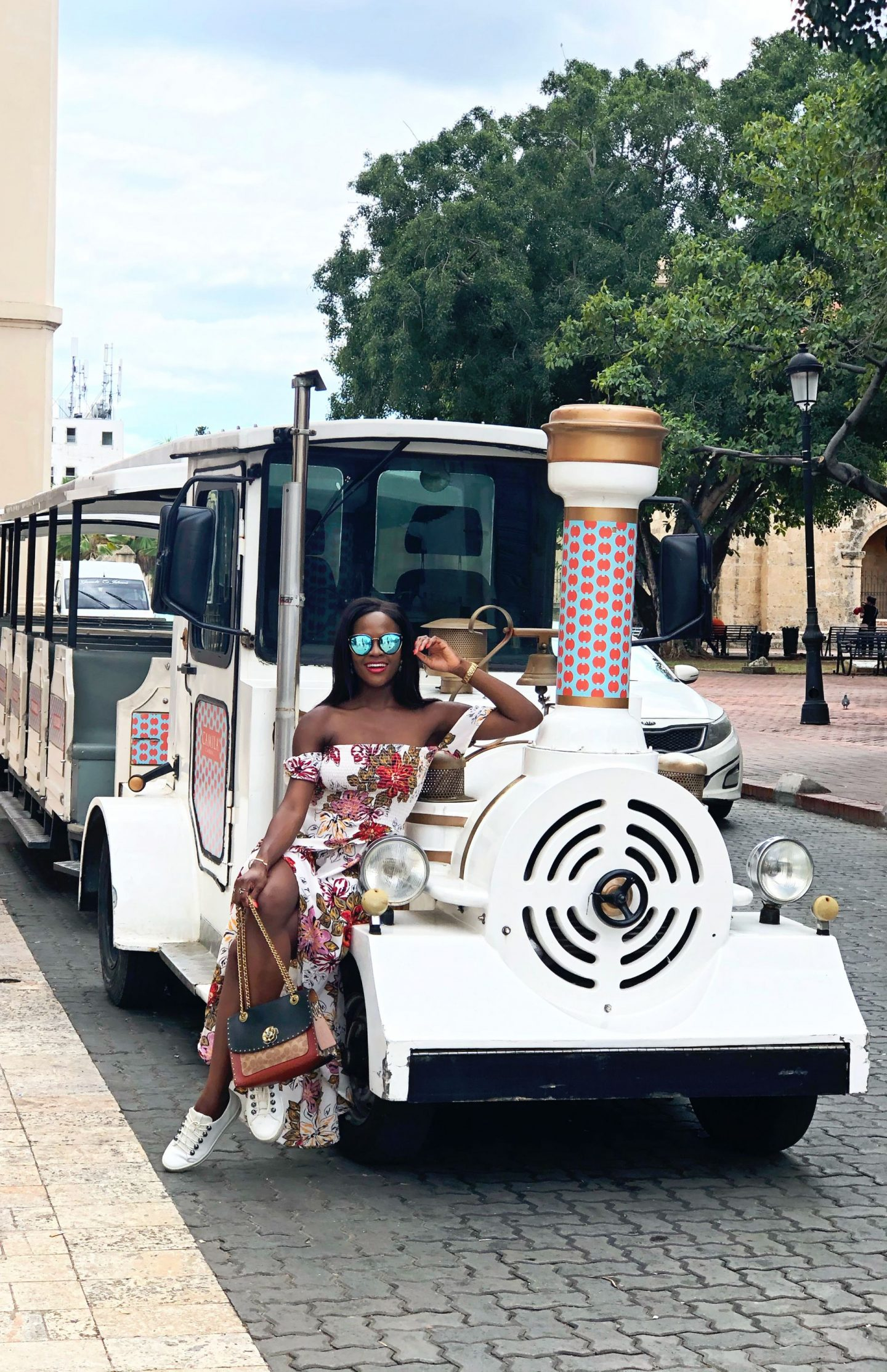 Santo Domingo travel Guide : Chu Chu train
