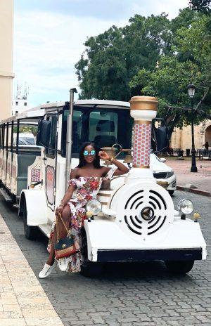 Santo Domingo travel Guide : Chu Chu train