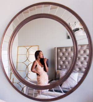 Home Accents Mirror, CRanberry Tantrums, Jenn Ibe, Accents for your bedroom