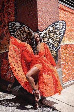 Jenn Ibe, Cranberry Tantrums, Summer dresses destined to make an impression