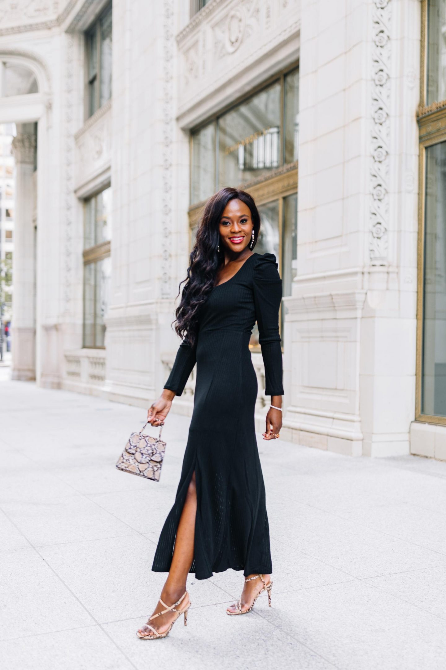 Jenn Ibe, Cranberry Tantrums, How to wear a sweater dress for fall