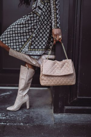 Scoop Women's Joey Knee-High Heeled Boots