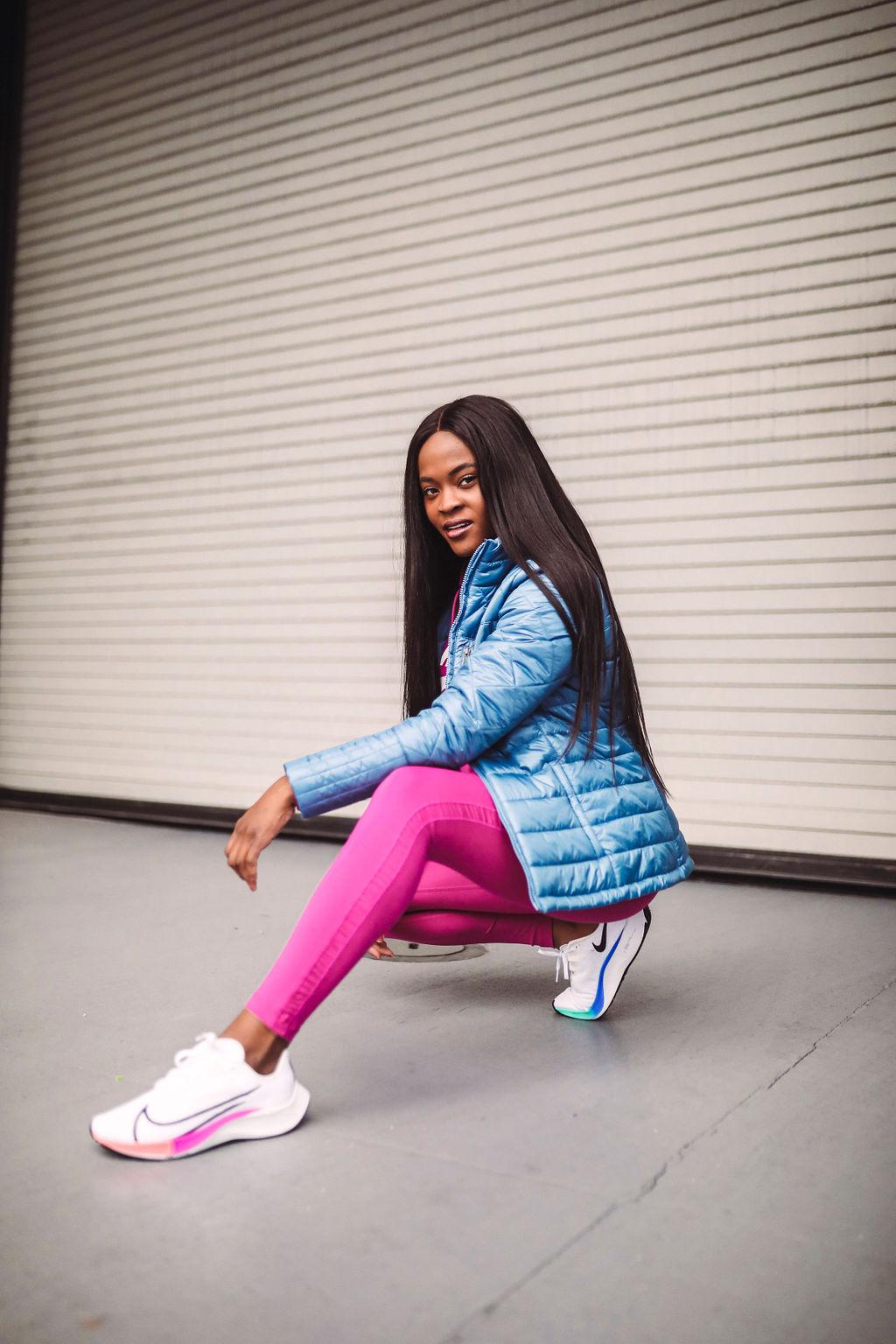 Nike Women's Air Zoom Pegasus 37 Running Shoes; Cranberry Tantrums
