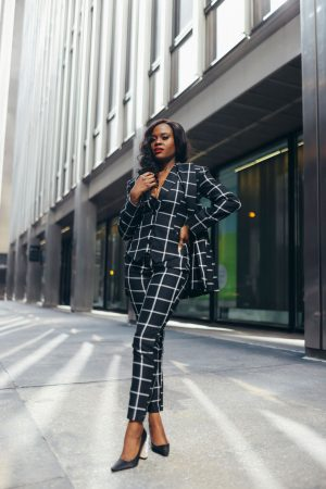 Three piece suits to wear this season